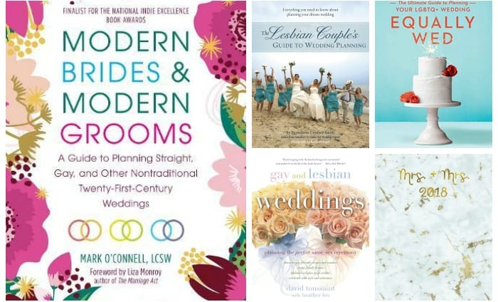 Top 10 Best Lesbian Wedding Planners & Books
