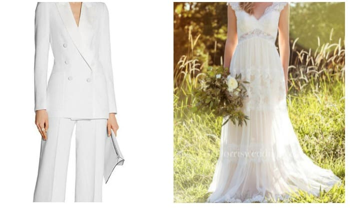 Top 7 Best Lesbian Wedding Outfits for Every Bride