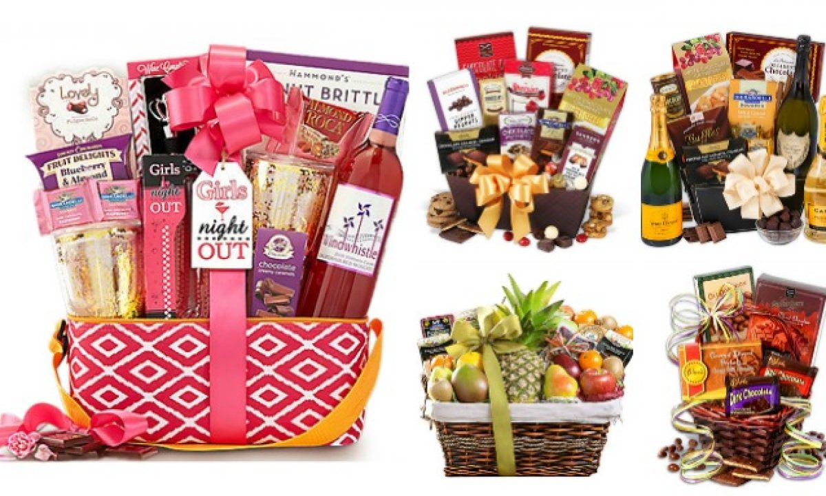 12 Amazing Wedding Gift Baskets For Bridal Showers That Ship Overseas