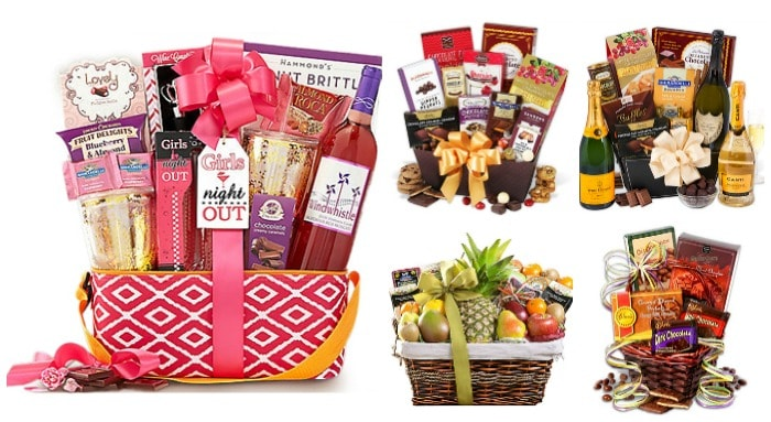 12 Amazing Wedding Gift Baskets for Bridal Showers (That Ship Overseas)