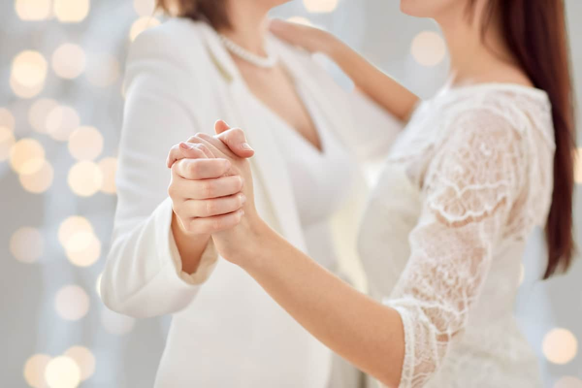 Top 35 Lesbian Wedding First Dance Songs Love You Wedding