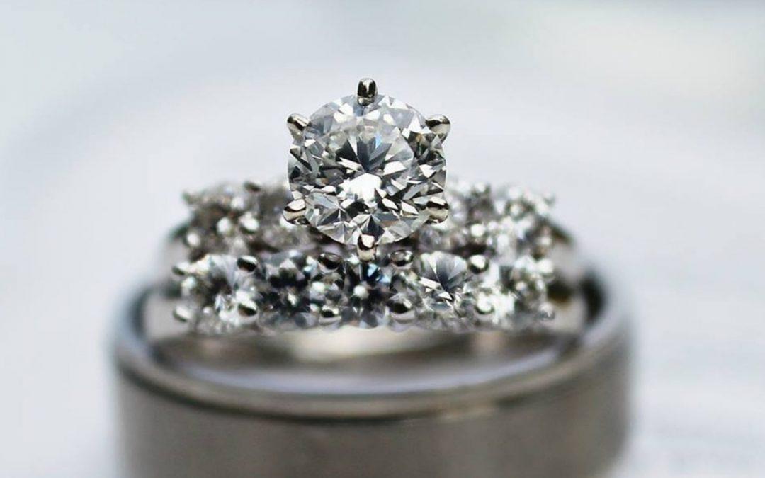 10 Beautiful Diamond LGBT Engagement Rings