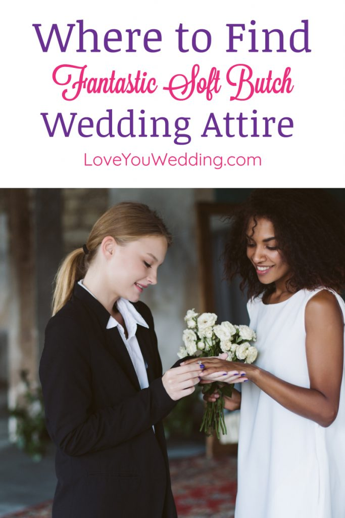 If you're having a hard time finding the perfect soft butch wedding attire for your upcoming nuptials, check out our top 7 favorite places to shop!