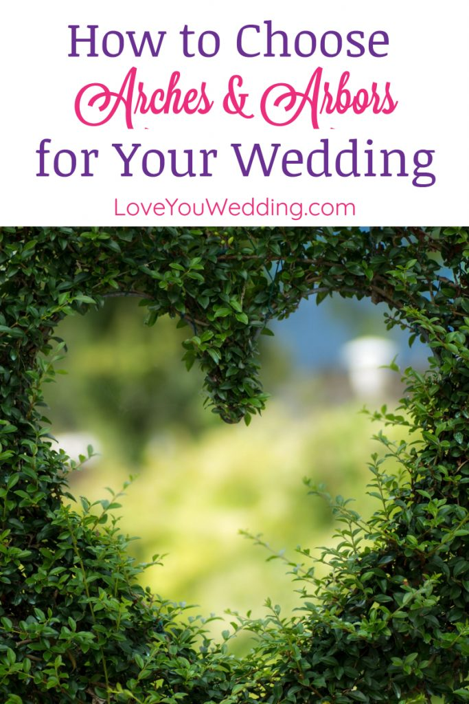 Need tips on how to buy the best wedding arch or arbor? Check out our complete guide!