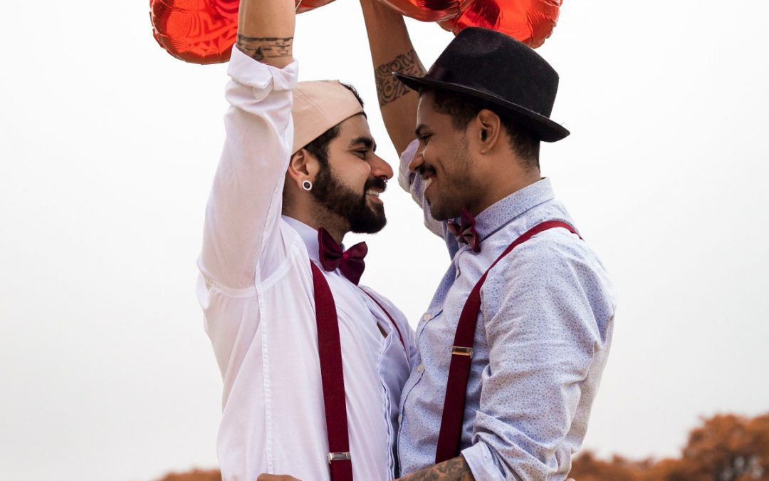 New Study Shows Gay Marriages Are Happier!