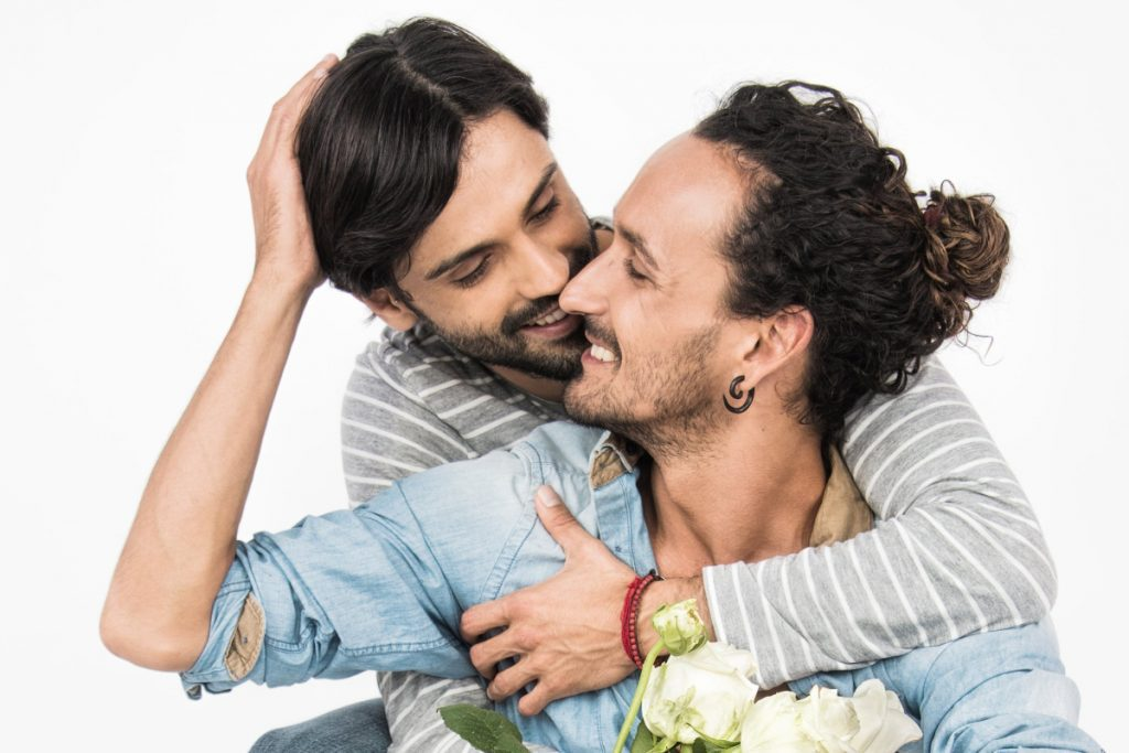 When looking at these beautiful gay wedding photos, we realize what happiness really is. We see it's achievable and all we have to do is believe.