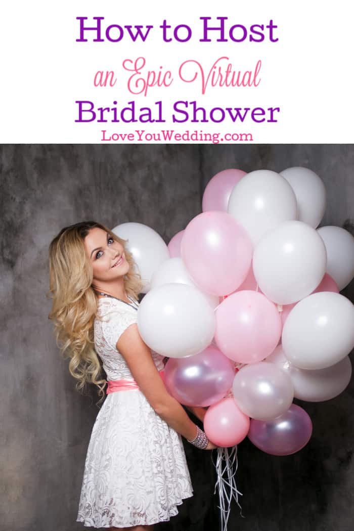 Knowing how to host a virtual bridal shower can help you make memories even when a IRL shower isn't possible. Check out our tips to make it truly epic!