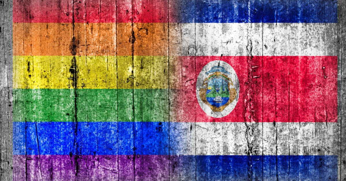 Same-sex couples in Costa Rica can finally legally tie the knot, thanks to the nation's legalization of gay marriage this week. Read the full story.