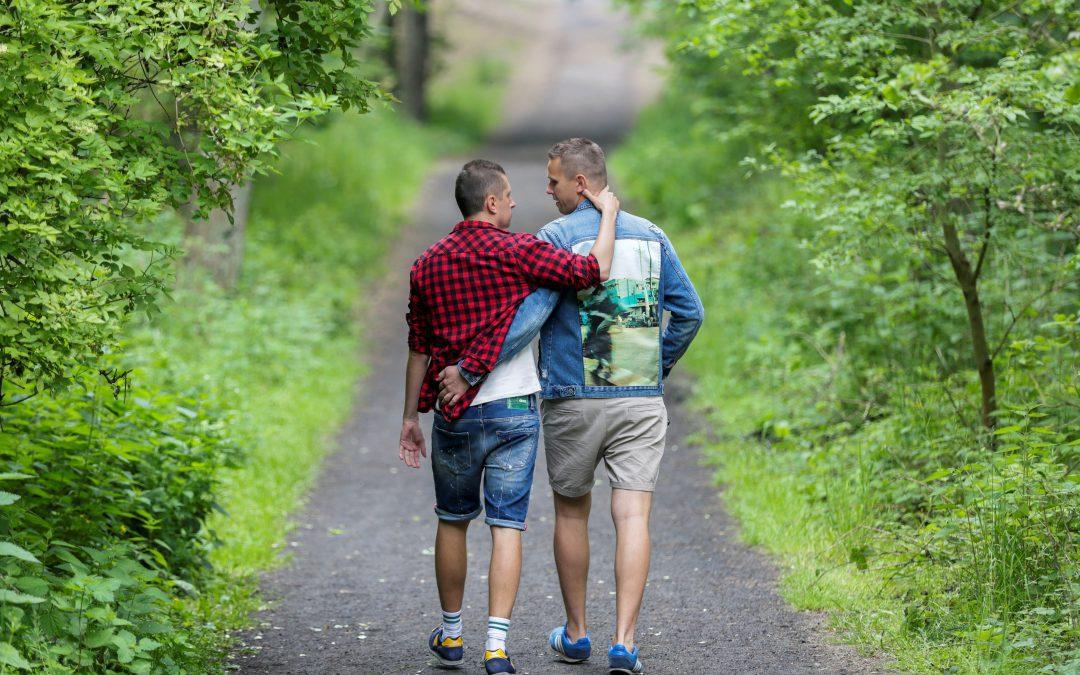 8 Pictures of Gay Married Couple Dawid Mycek and Jakub Kwiecinski That Prove Love is Love
