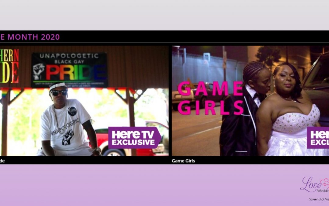 Here TV Celebrates Pride Month 2020 with Exclusive Selection of Social Justice Programming