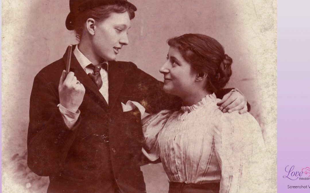 "5 Touching Victorian Same-sex Couple Photos That Prove ""Love is Love"" Isn't a New Idea"
