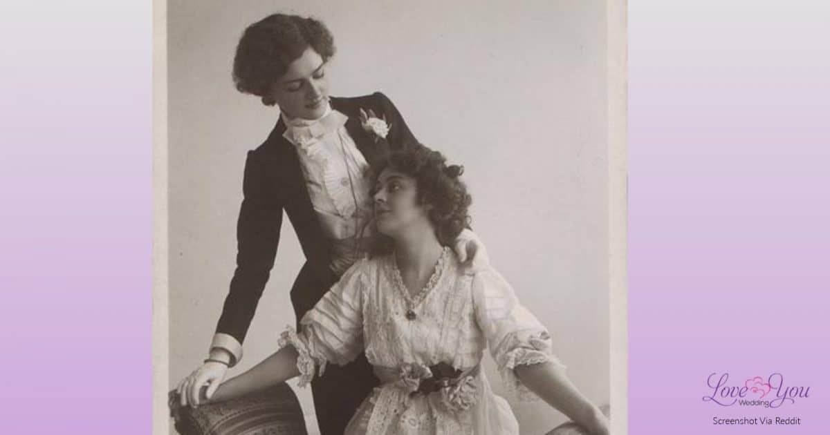Victorian era same-sex couples pictures
