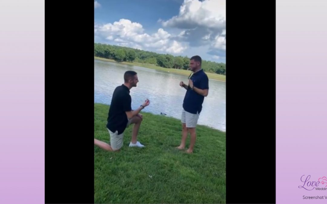 This Beautiful Gay Marriage Proposal Video Is Exactly What We Needed Right Now