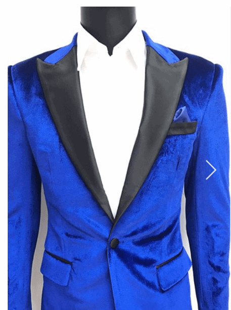 The Navy Chief Dinner Jacket