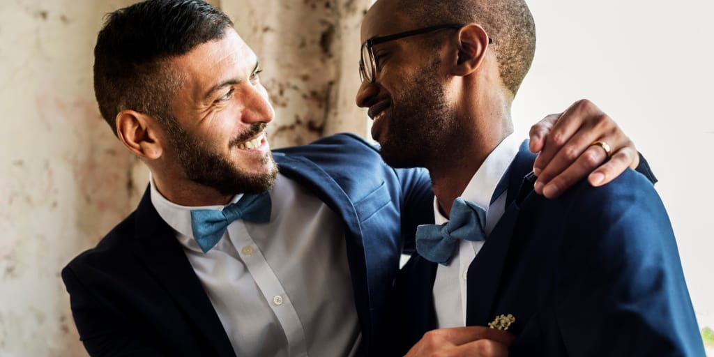 6 Stunning Suit and Tie Combos for a Fall Wedding