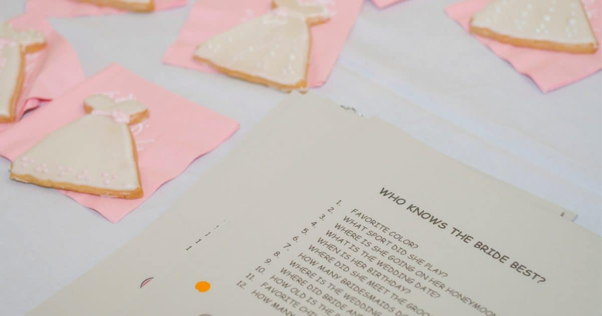 6 Fun Virtual Bridal Shower Games For A Party No One Will Ever Forget Love You Wedding