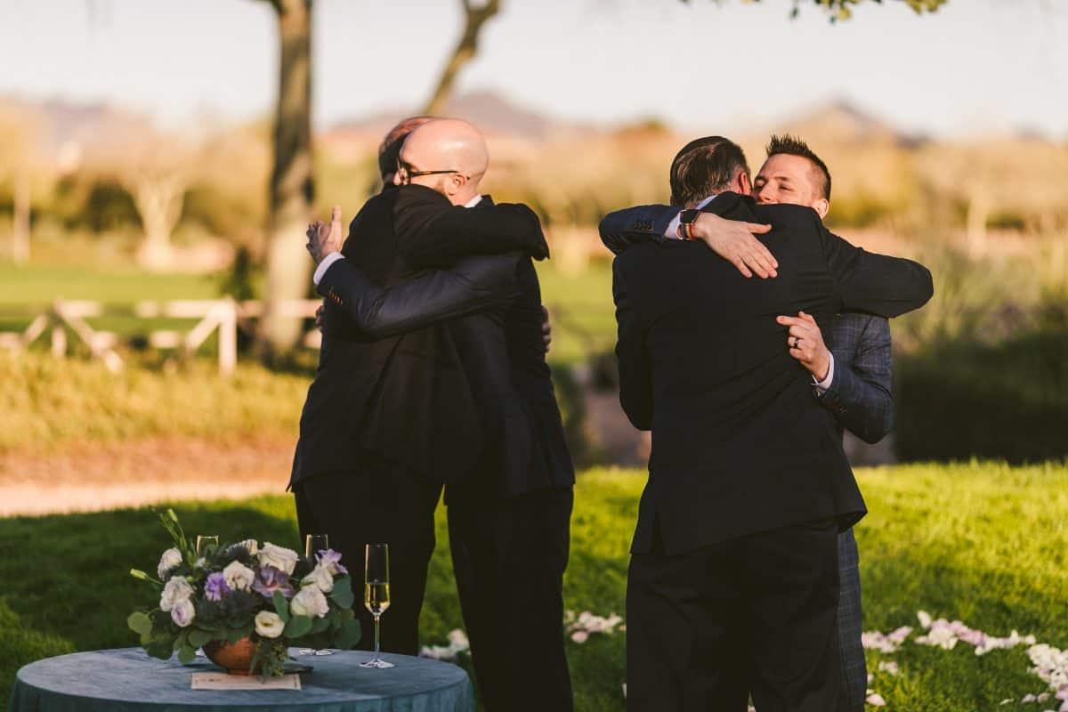 burke and malachi gay wedding ceremony