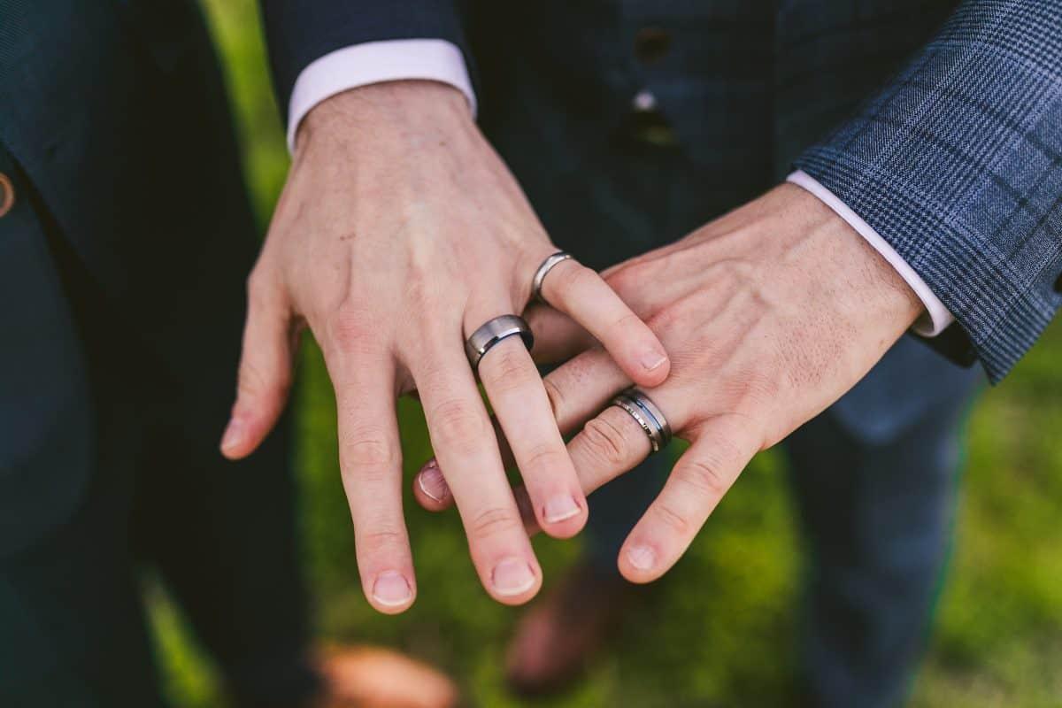 burke and malachi gay wedding rings