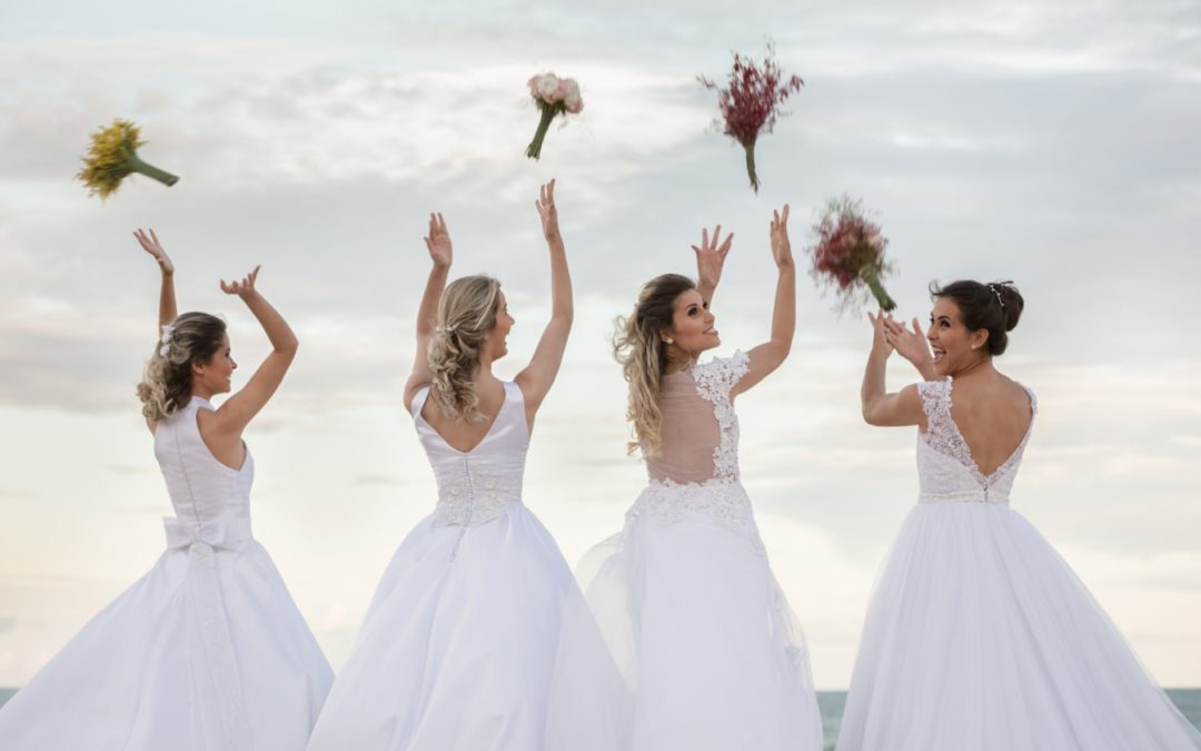 Infographic – The Perfect Solution To Choosing Your Wedding Dress