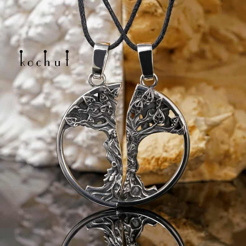 hers and hers jewelry tree of life