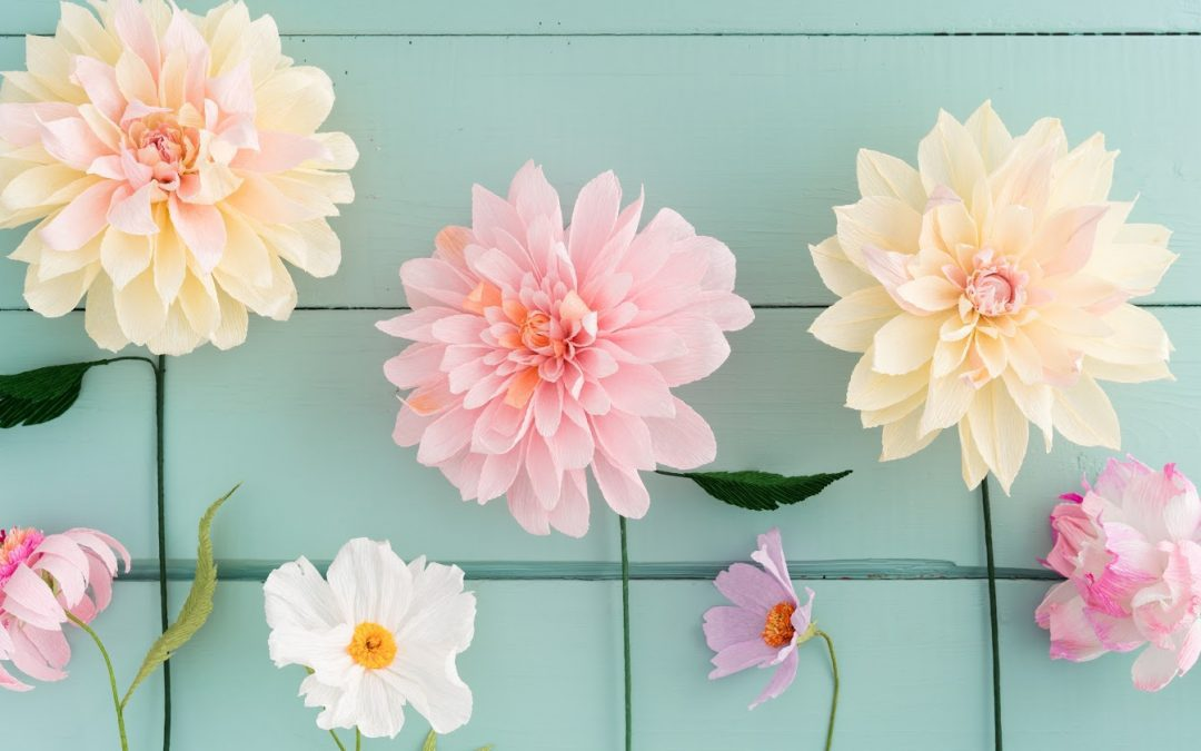 How to Create a Paper Flower Wedding Arch That Will Leave Your Guests in Awe