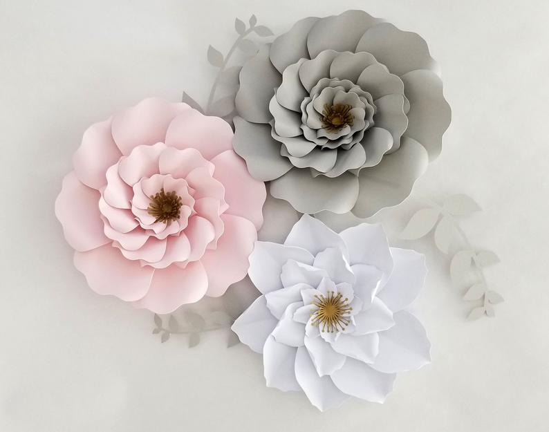 Handcrafted Paper Roses