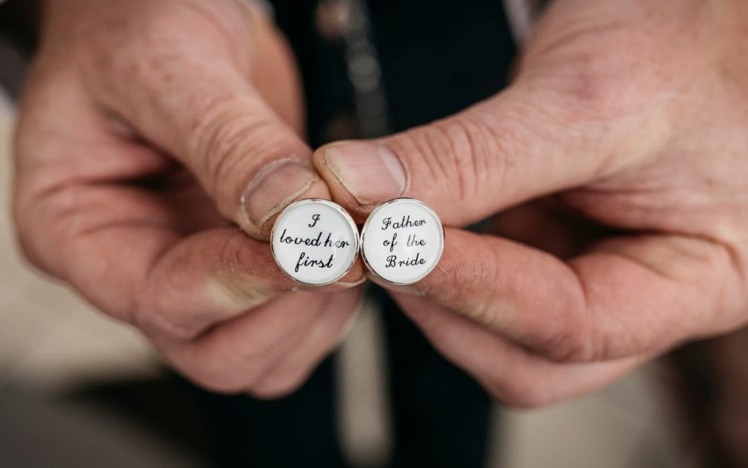 11 Sweet & Sentimental Father of the Bride Gifts That Will Melt His Heart
