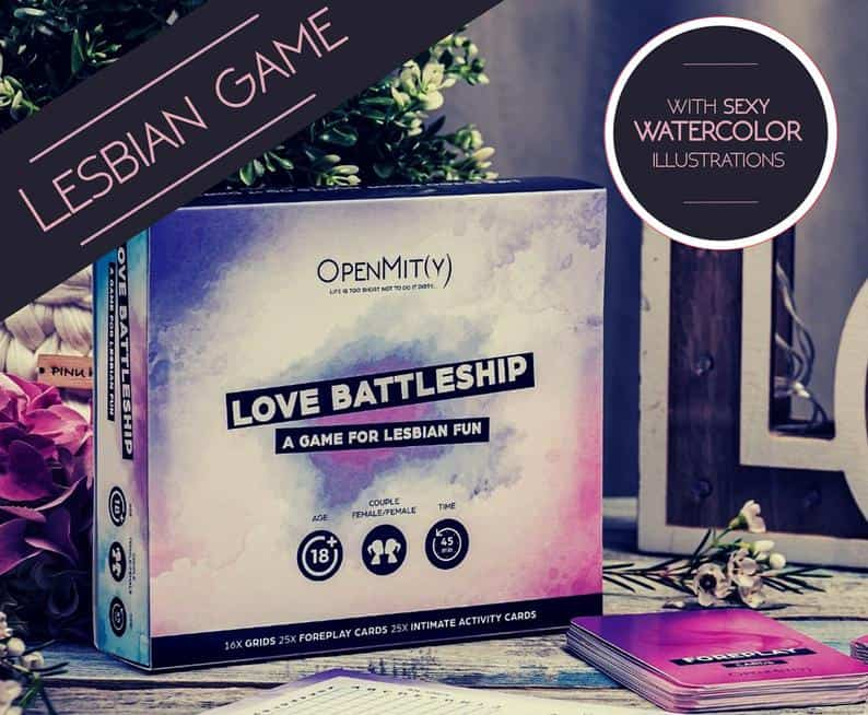 Lesbian Wedding Gift Game for Gay Girlfriend Couples