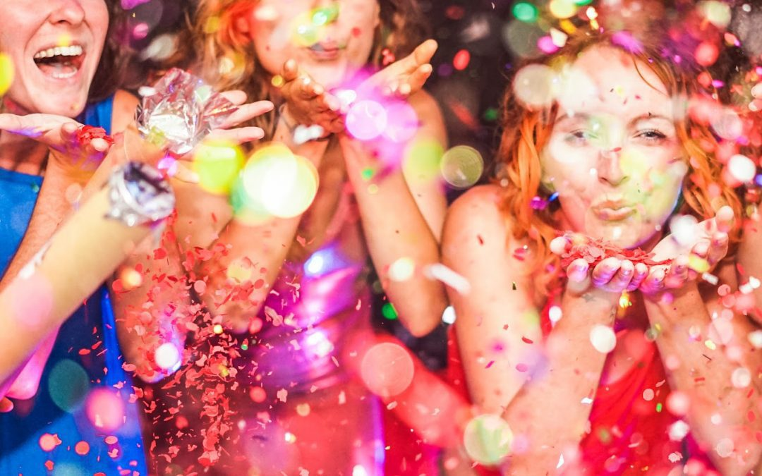 20 Absolutely EPIC New Year Lesbian Bachelorette Party Ideas