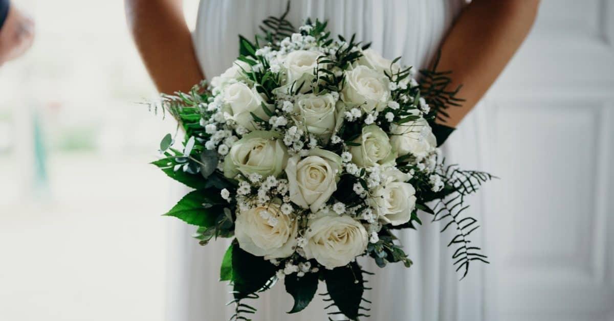 Photos taken at a real wedding in Denmark.
