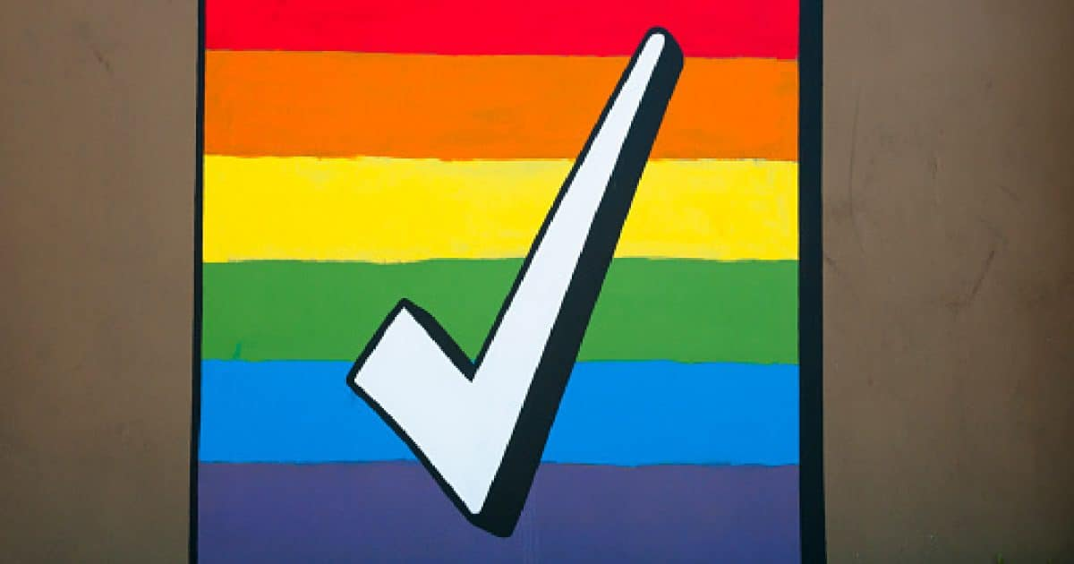 vote for same-sex marriage LGBTQ