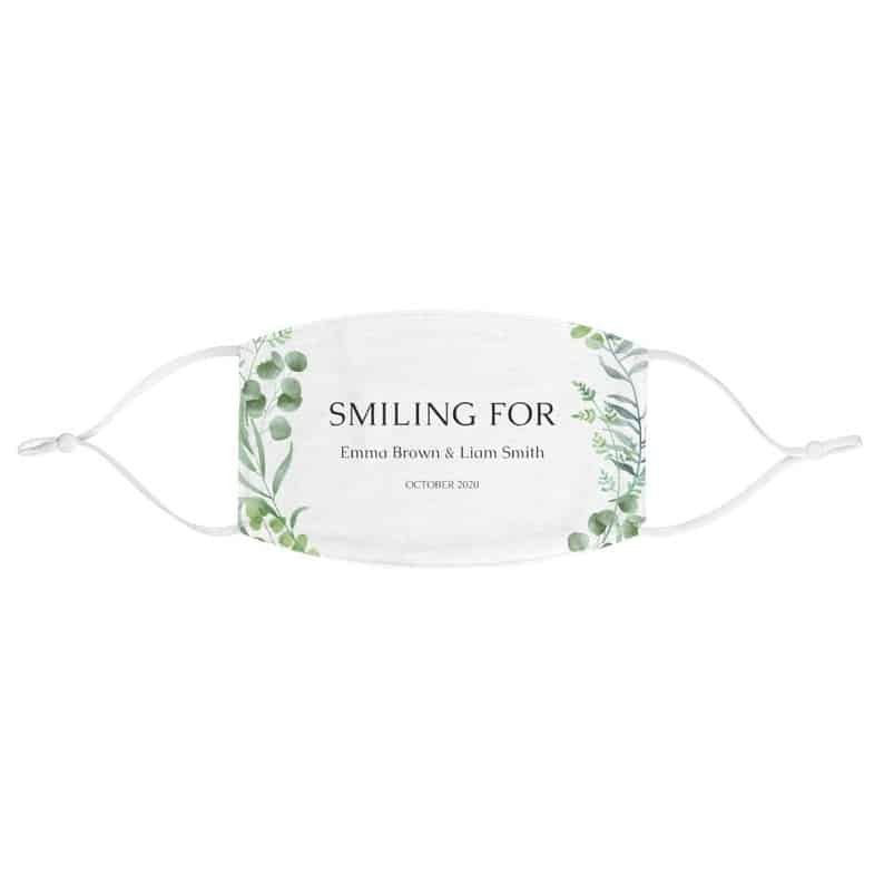 Smiling For ... Facemask