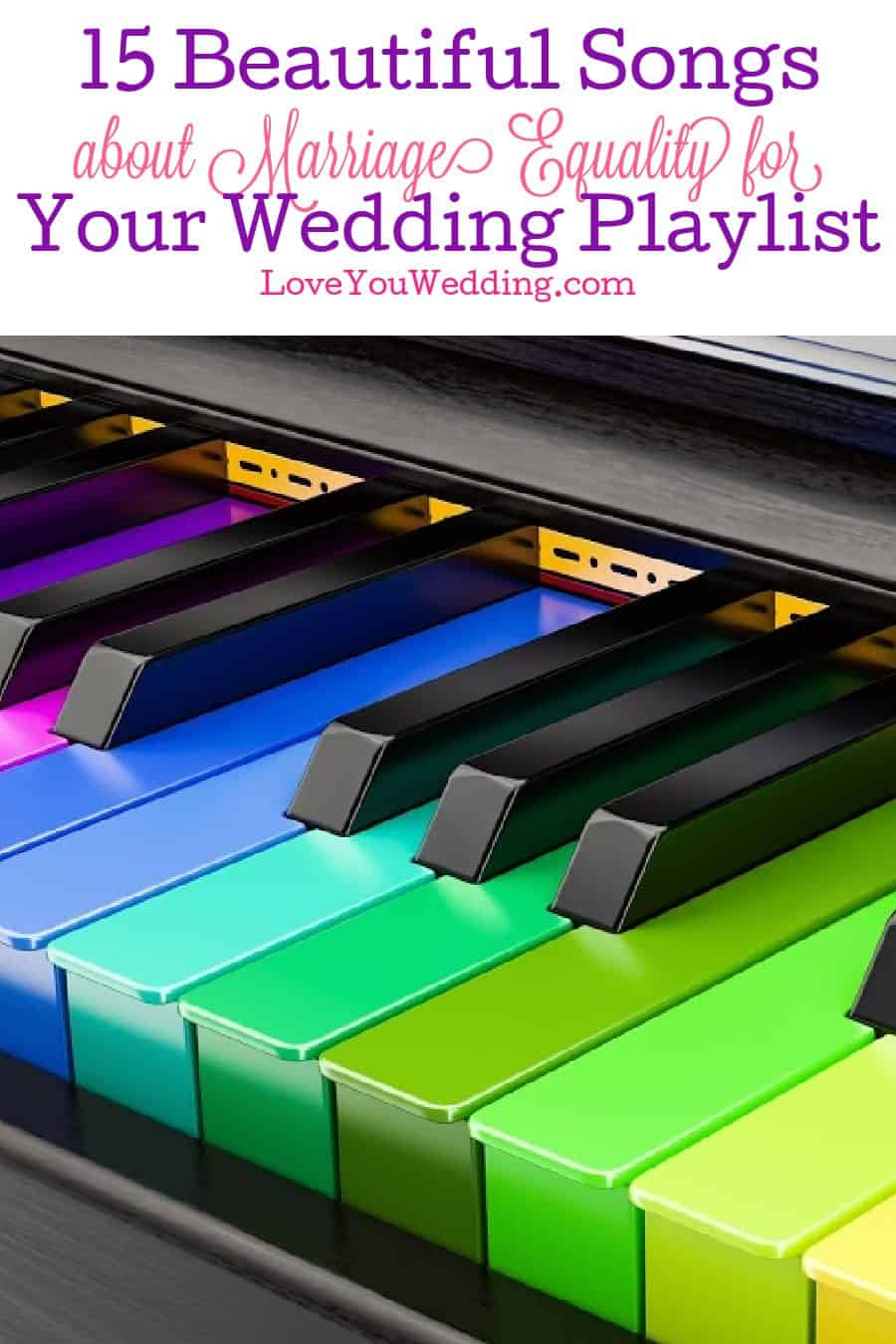 If you're looking for the most perfect songs about marriage quality, then this is where you should be! Check out 15 that are perfect for your wedding playlist!