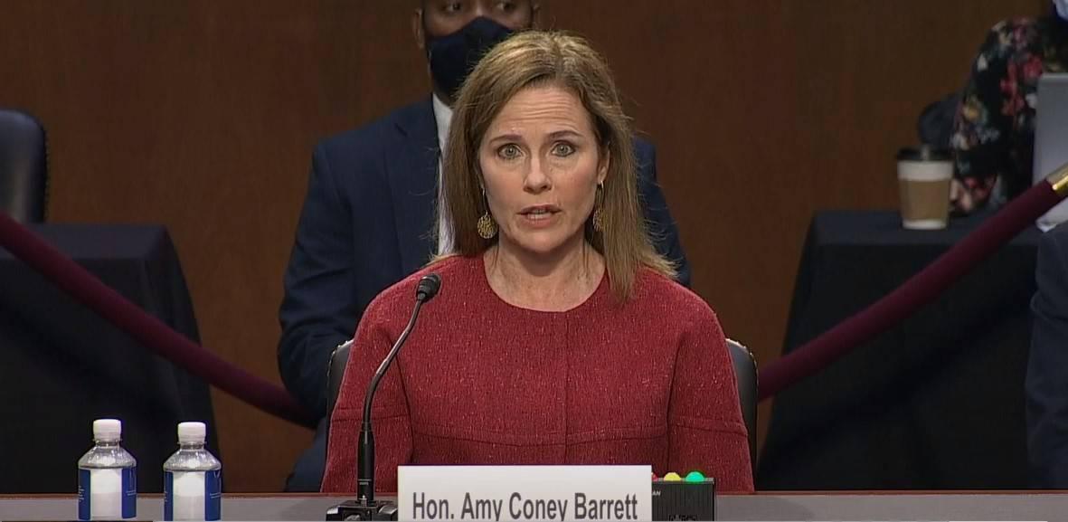 Amy Coney Barrett regarding same-sex marriage rights