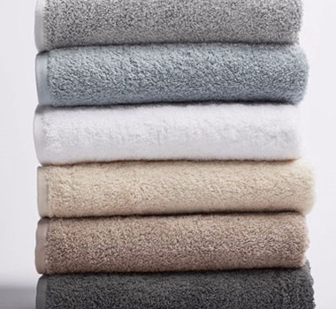 Coyuchi Cloud Loom Organic Cotton Towels