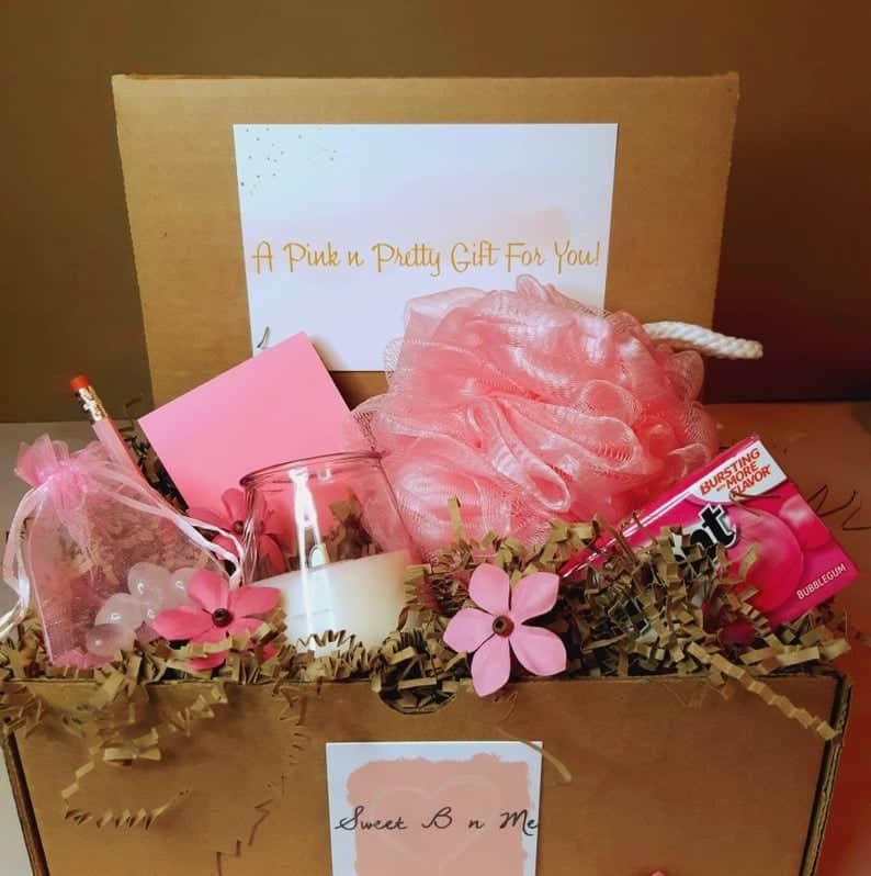 Pink n Pretty Gift Package