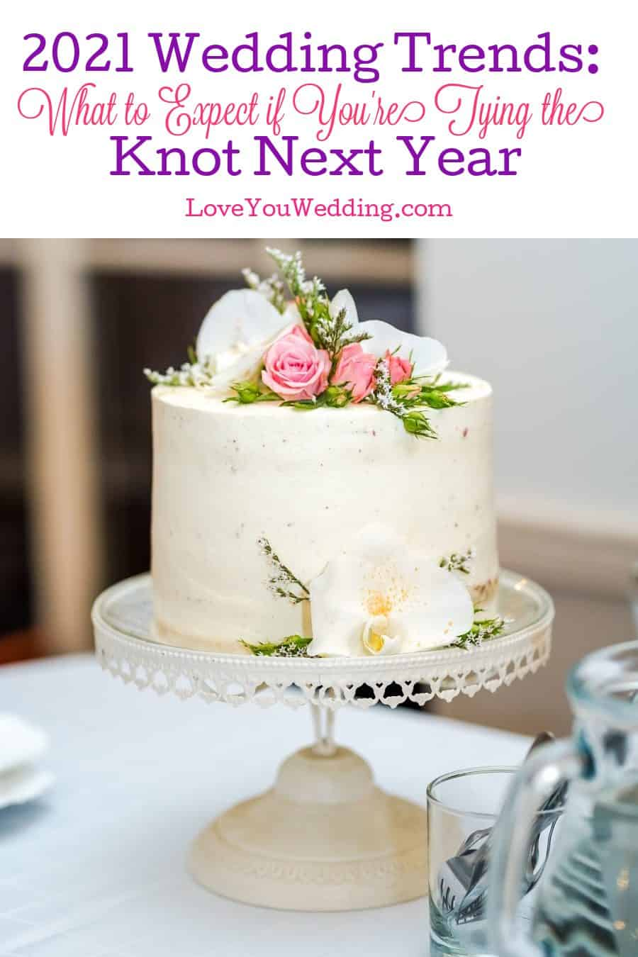 Planning to tie the knot next year? We're looking at expert predictions for 2021 wedding trends to give you an idea of what to expect!