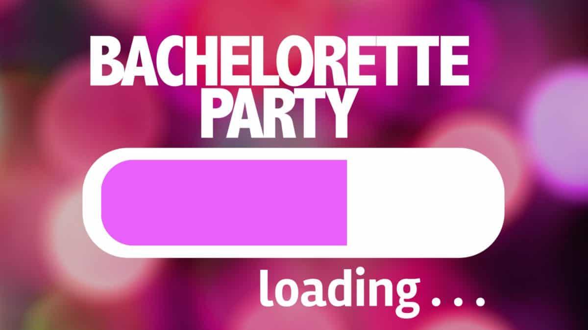 virtual bachelorette party games loading screen