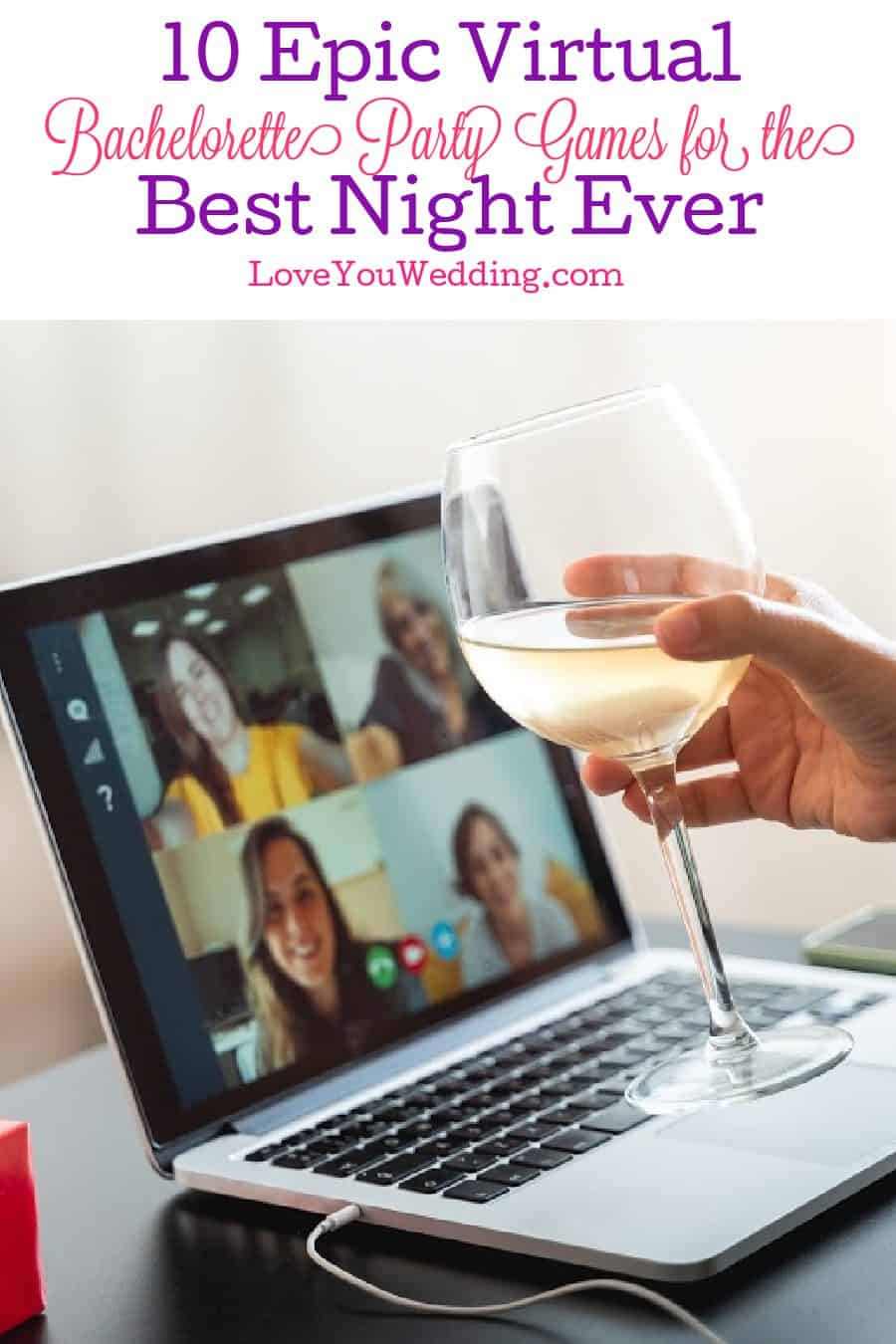 Need some ideas for virtual bachelorette party games? Check out our guide to everything you need to keep the fun going during your Zoom party!