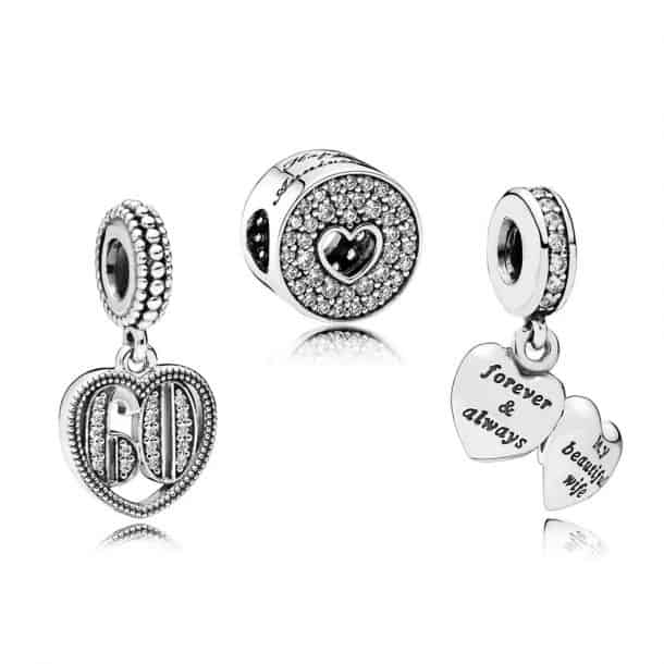 Pandora 60th Anniversary Celebration Gift Set