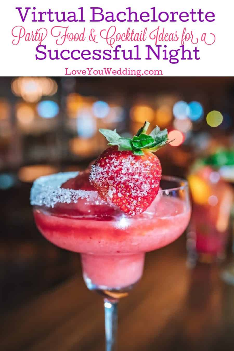 Need virtual bachelorette party food ideas but don't even know where to start? Check out our guide with different options & recipes to try!