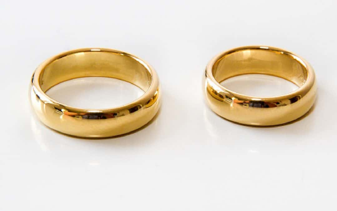 13 Amazing Gay Wedding Rings for 2021 (With Reviews)