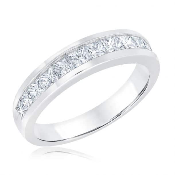 Ellaura Embrace Diamond Wedding Ring