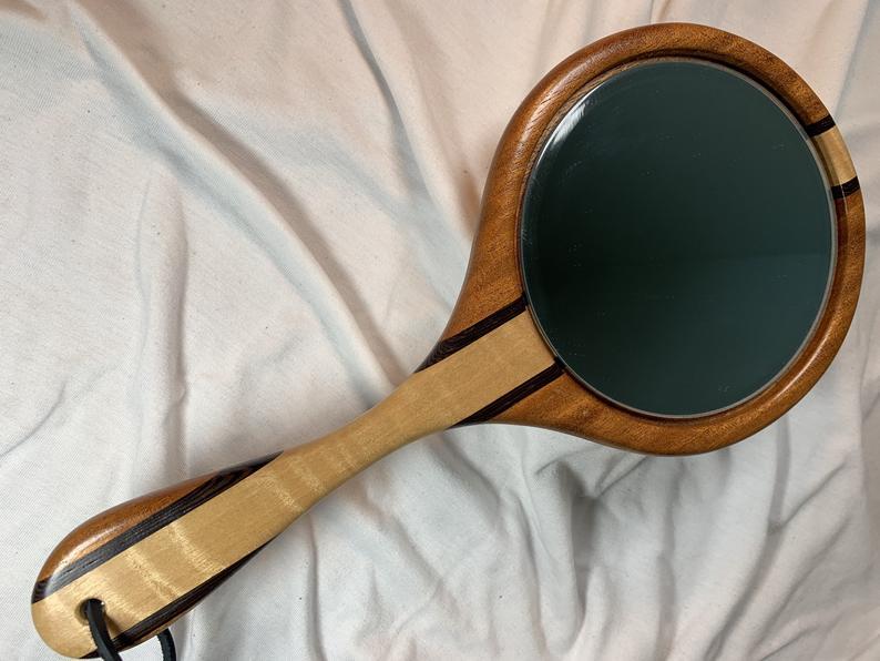 heirloom gifts  Heirloom Wooden Mirror
