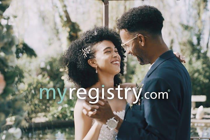 MyRegistry.com wedding registry
