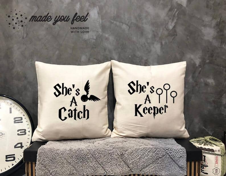 Movie-Themed Pillow Cases
