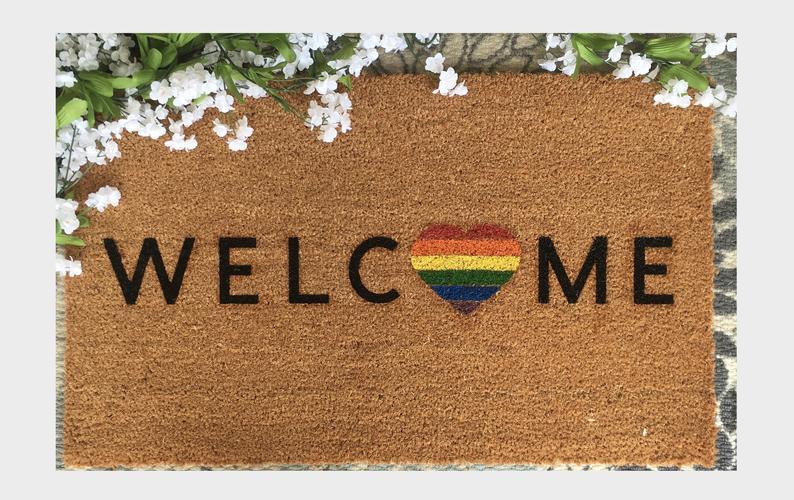 Pride Doormat
