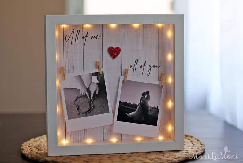 All of Me Loves All of You Frame