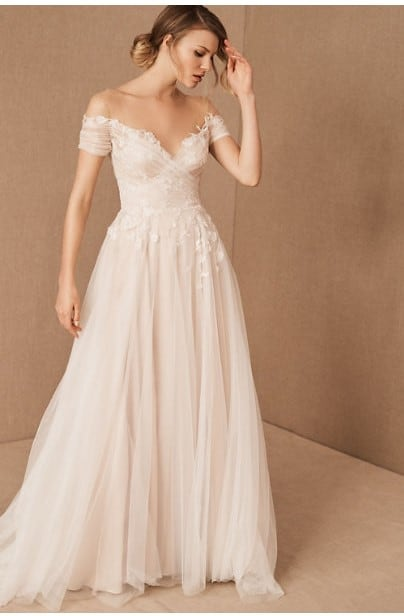 Willowby by Watters Katara Gown - BHLDN