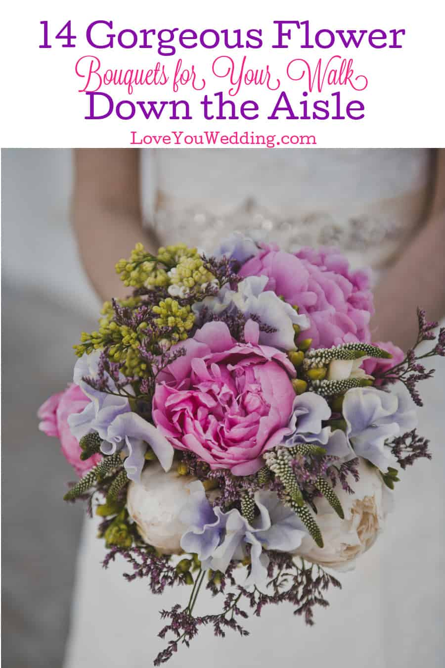 Looking for some of the most stunning wedding bouquets for your walk down the aisle? Check our 14 that totally took our breath away!